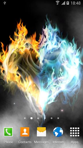 Скачать Лед и Пламя для Андроид