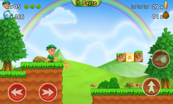 Скачать Lep's World 2 для Андроид