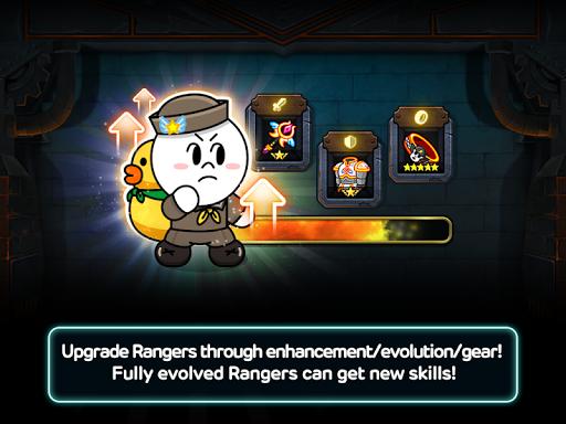 Скачать LINE Rangers для Андроид