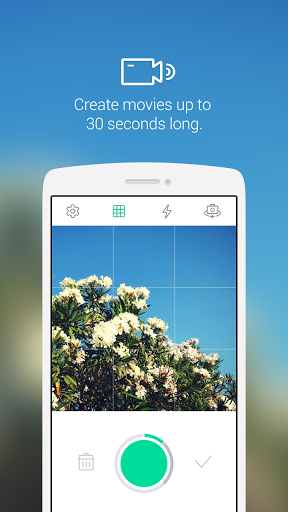 Скачать LINE SnapMovie для Андроид