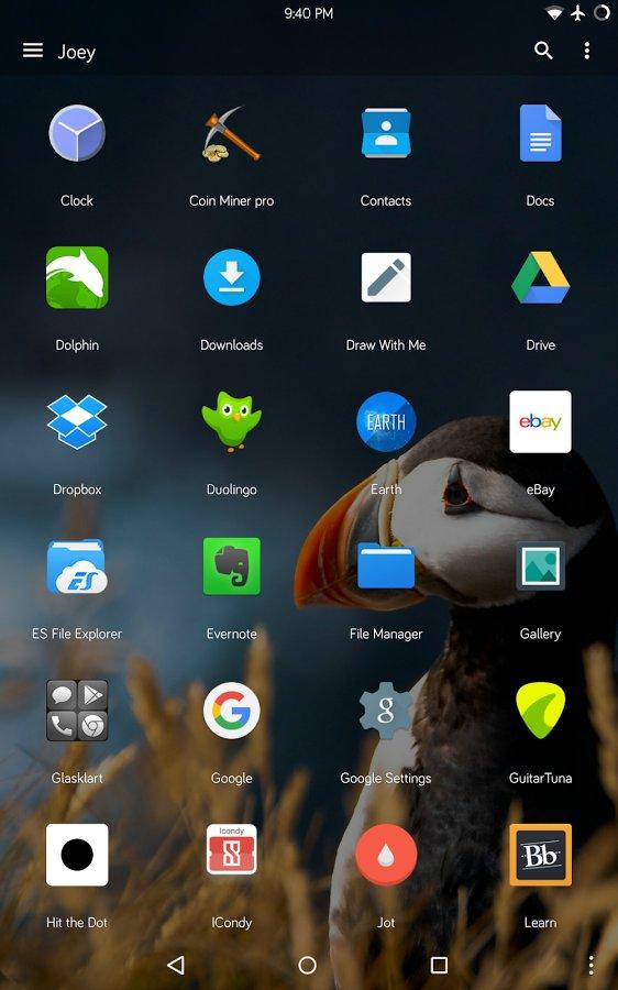 Скачать Lucid Launcher Pro для Андроид