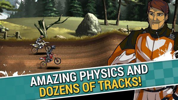Скачать Mad Skills Motocross 2 для Андроид