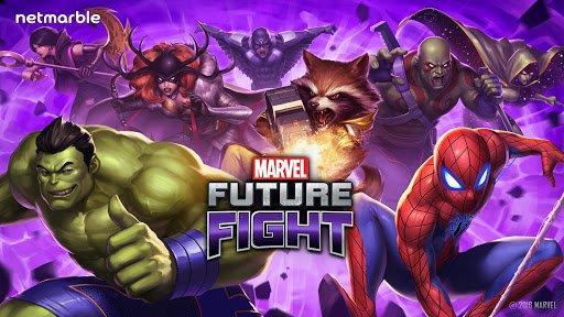 Скачать MARVEL Future Fight для Андроид