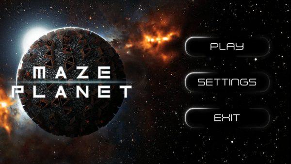 Скачать Maze Planet 3D 2017 для Андроид