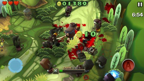 Скачать Minigore 2: Zombies для Андроид