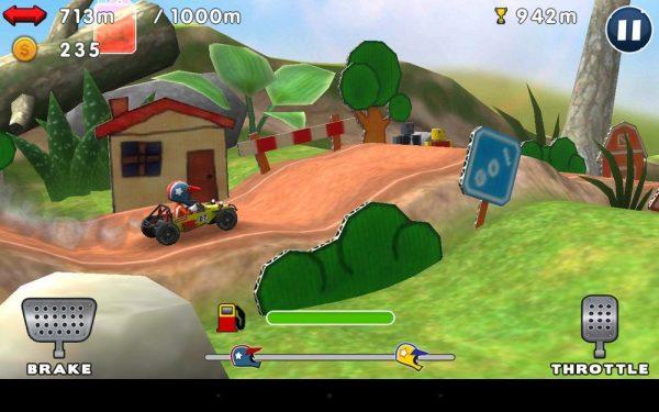 Скачать Mini Racing Adventures для Андроид