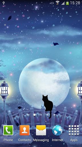 Скачать Мистическая Ночь Живые Обои FR для Андроид