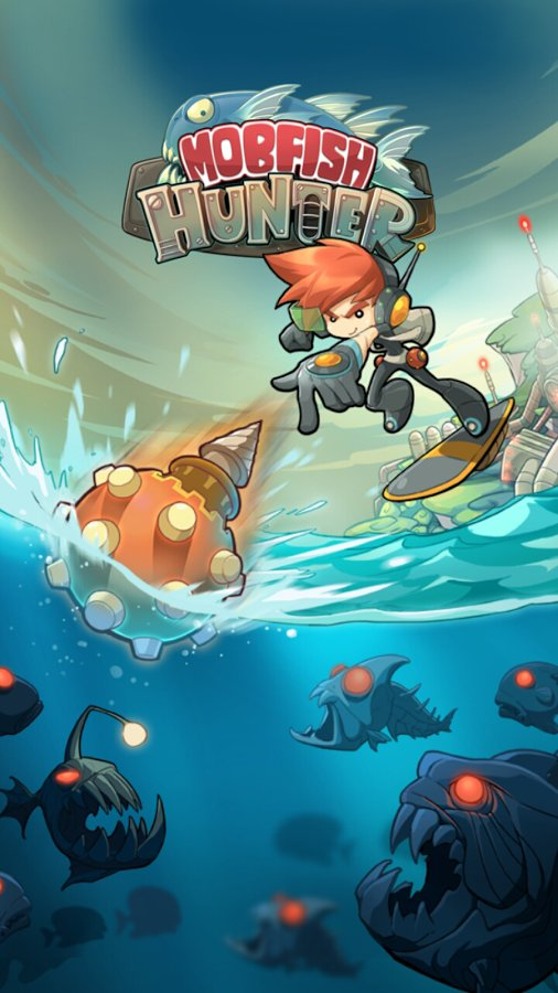 Скачать Mobfish hunter для Андроид