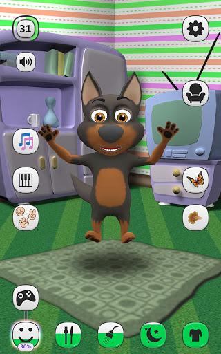 Скачать Моя Говорящая Собака для Андроид