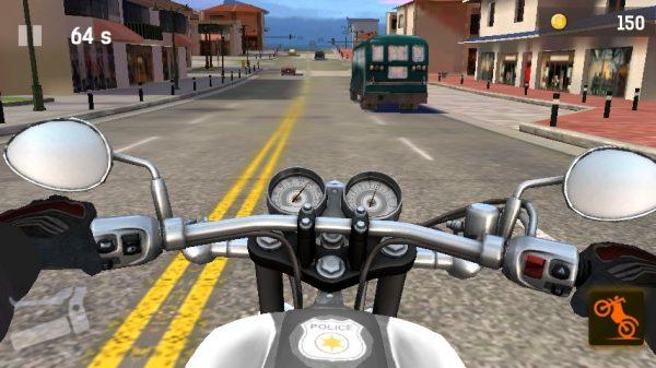 Скачать Moto Rider GO: Highway Traffic для Андроид