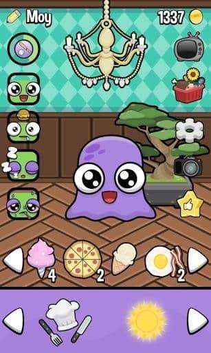 Скачать Moy 3 Virtual Pet Game для Андроид