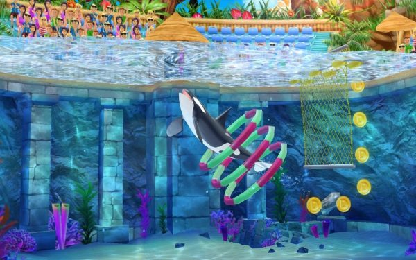 Скачать My Dolphin Show для Андроид
