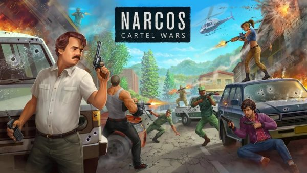 Скачать Narcos: Cartel Wars для Андроид