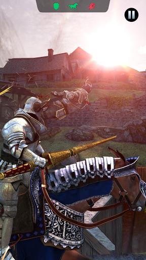 Скачать Непобедимый рыцарь для Андроид