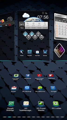 Скачать Next Launcher 3D для Андроид