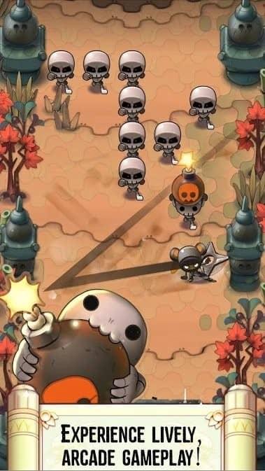 Скачать Nindash: Skull Valley для Андроид