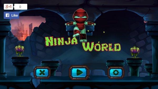 Скачать Ninja World in Turtles для Андроид