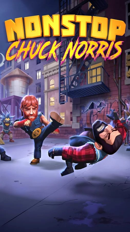 Скачать Nonstop Chuck Norris для Андроид