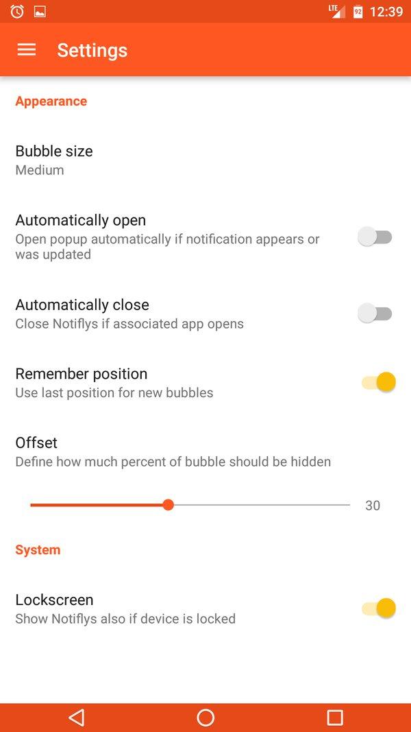 Скачать Notifly для Андроид