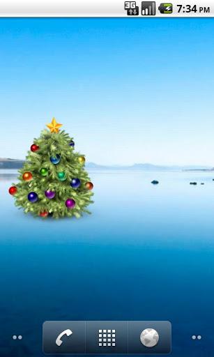 Скачать Новогодняя елка (Виджет) / New Year Tree для Андроид