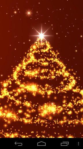 Скачать Новогодние живые обои  / 3D Christmas Live Wallpaper Fr для Андроид