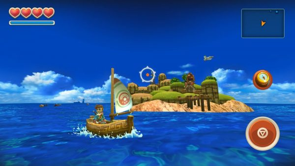 Скачать Oceanhorn для Андроид