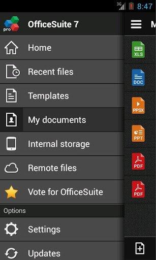 Скачать OfficeSuite Pro 7 TR для Андроид