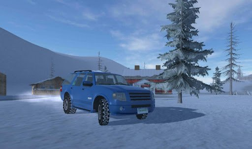 Скачать Off-Road Winter Edition 4×4 для Андроид