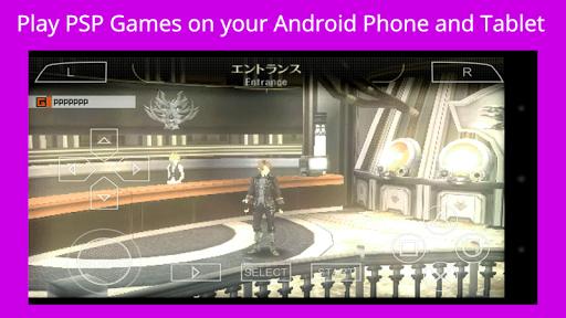 Скачать OxPSP (PSP.EMU) для Андроид