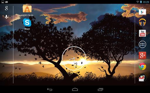 Скачать Падающие Листья Живые Обои / Falling Leaves Live Wallpaper для Андроид