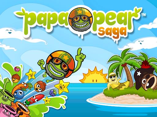 Скачать Papa Pear Saga для Андроид