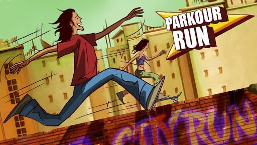 Скачать Паркур Run для Андроид
