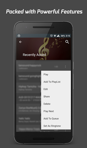 Скачать Pi Music Player для Андроид