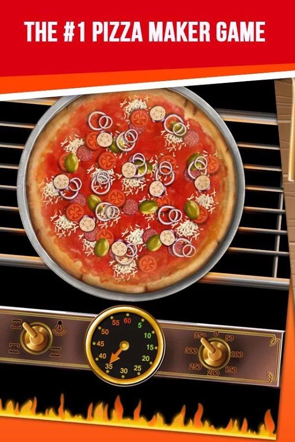 Скачать Pizza Maker для Андроид