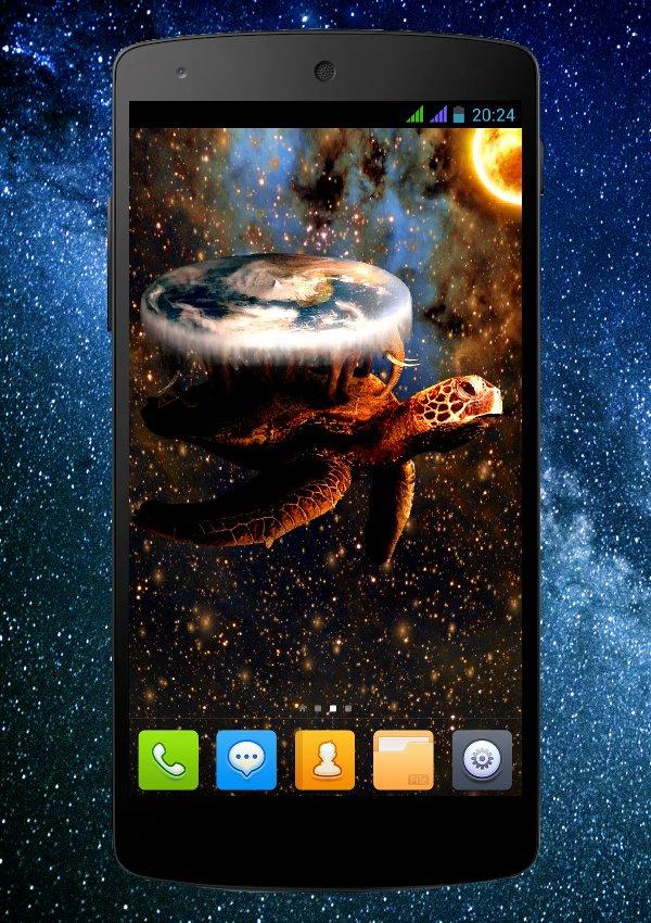Скачать Плоский мир для Андроид