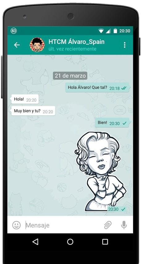 Скачать Plus Messenger для Андроид