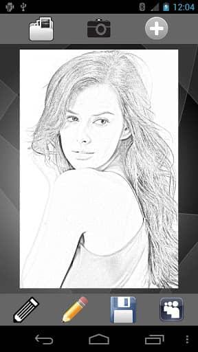 Скачать Portrait Sketch для Андроид