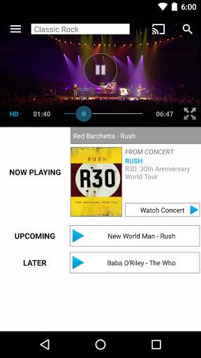 Скачать Qello Concerts для Андроид
