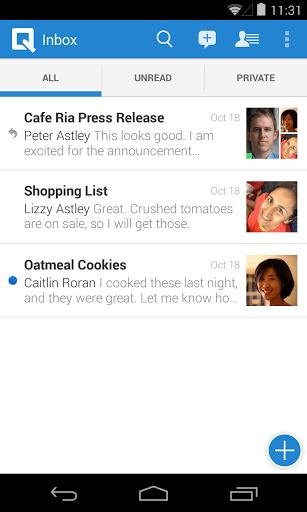 Скачать Quip для Андроид