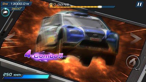 Скачать Racing Air для Андроид