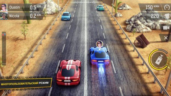 Скачать Racing Fever для Андроид