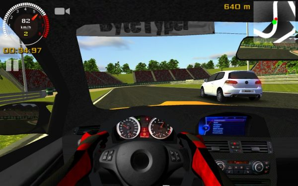 Скачать Racing Simulator для Андроид