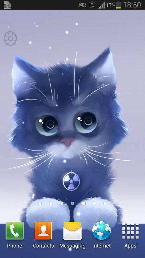 Скачать Radioactive Cat для Андроид
