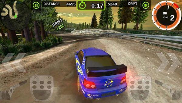 Скачать Rally Racer Dirt для Андроид