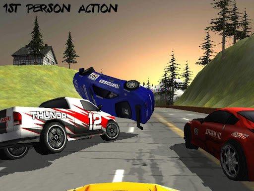 Скачать Rally Racing 2015 для Андроид