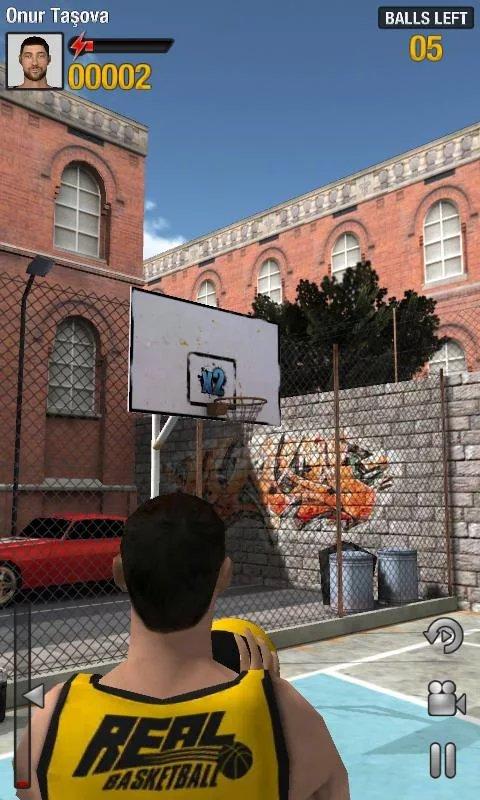 Скачать Real Basketball для Андроид