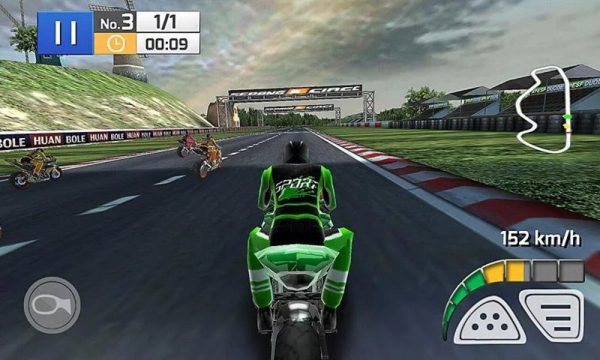 Скачать Real Bike Racing для Андроид