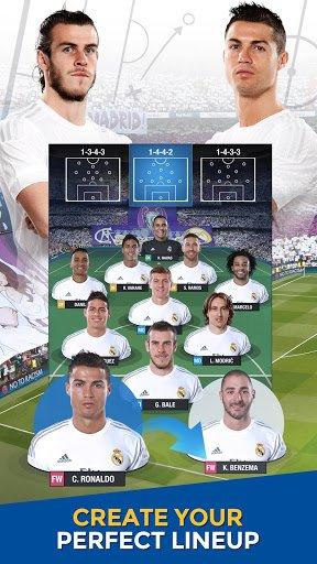 Скачать Real Madrid Fantasy Manager'16 для Андроид