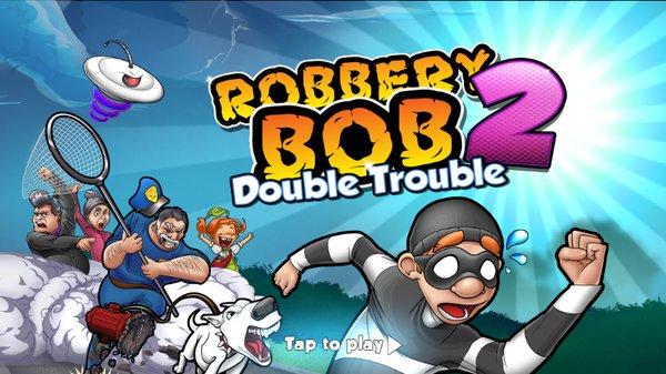 Скачать Robbery Bob 2: Double Trouble для Андроид