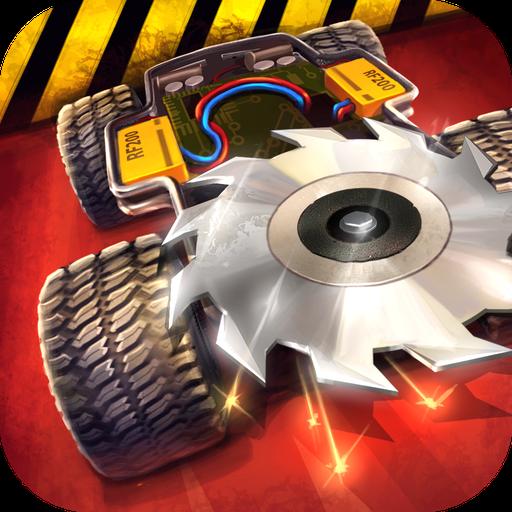 Скачать Robot Fighting 2 — Minibots для Андроид